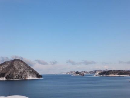 空と海(冬2)